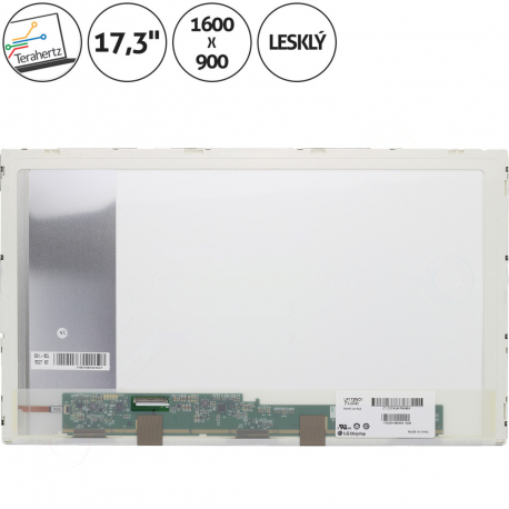 Toshiba Satellite Pro C870 Displej pro notebook - 1600 x 900 HD+ 17,3 + doprava zdarma + zprostředkování servisu v ČR