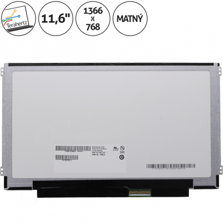 Lenovo ThinkPad X121e Displej pro notebook - 1366 x 768 HD 11,6 + doprava zdarma + zprostředkování servisu v ČR