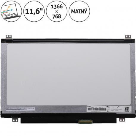 Acer Aspire One 722-C62KK Displej pro notebook - 1366 x 768 HD 11,6 + doprava zdarma + zprostředkování servisu v ČR