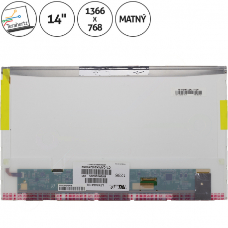 LTN140AT05-102 Displej pro notebook - 1366 x 768 HD 14 + doprava zdarma + zprostředkování servisu v ČR