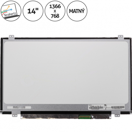 Asus S400CA-CA111H Displej pro notebook - 1366 x 768 HD 14 + doprava zdarma + zprostředkování servisu v ČR