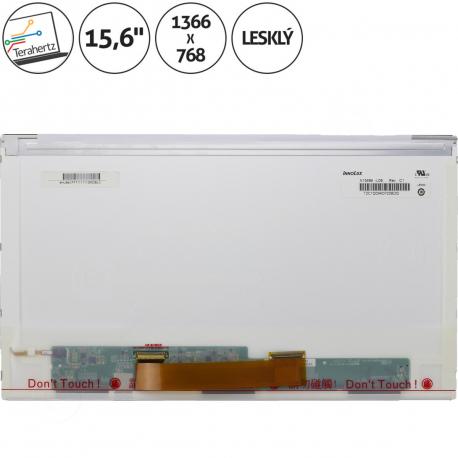 HP G62 Displej pro notebook - 1366 x 768 HD 15,6 + doprava zdarma + zprostředkování servisu v ČR