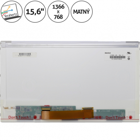 Compaq 610 Displej pro notebook - 1366 x 768 HD 15,6 + doprava zdarma + zprostředkování servisu v ČR