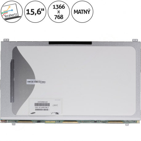 Samsung NP300E5A Displej pro notebook - 1366 x 768 HD 15,6 + doprava zdarma + zprostředkování servisu v ČR