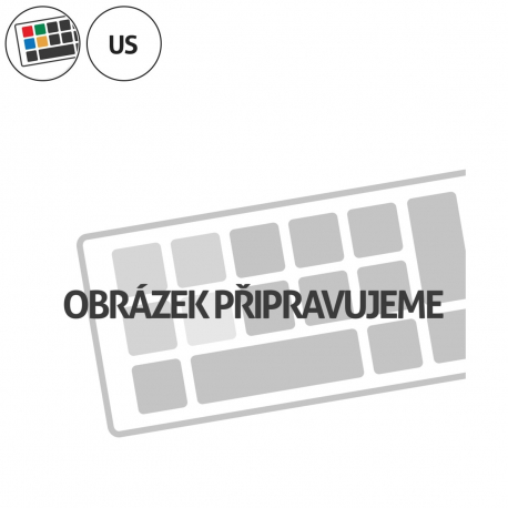 Asus Eee PC 1215P Klávesnice pro notebook - americká - US + doprava zdarma + zprostředkování servisu v ČR
