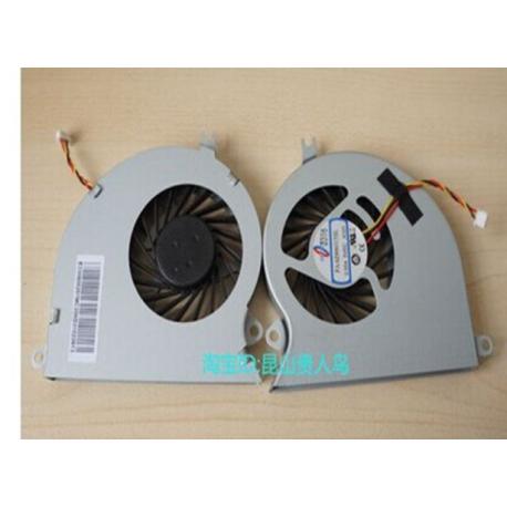 MSI X460DX Ventilátor pro notebook - 3 piny kov + doprava zdarma + zprostředkování servisu v ČR