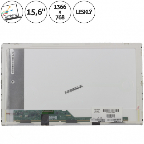 Samsung NP-RV508 Displej pro notebook - 1366 x 768 HD 15,6 + doprava zdarma + zprostředkování servisu v ČR