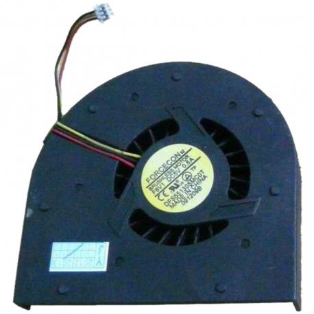 MSI GX640 Ventilátor pro notebook - 3 piny plast 3 díry na šroubky + zprostředkování servisu v ČR
