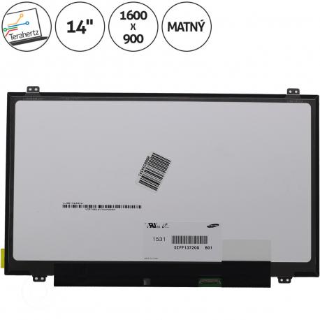 Lenovo THINKPAD T440S 20AQ Displej pro notebook - 1600 x 900 HD+ 14 + doprava zdarma + zprostředkování servisu v ČR