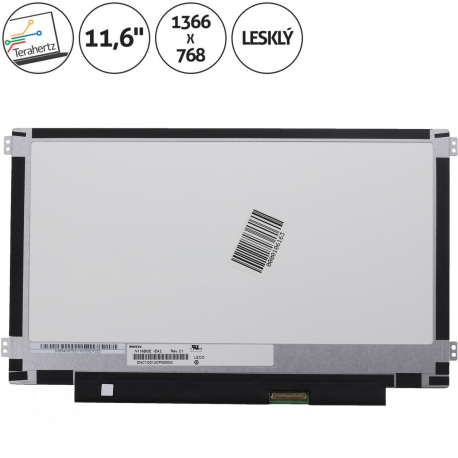 Acer Aspire E3-111 Displej pro notebook - 1366 x 768 HD 11,6 + doprava zdarma + zprostředkování servisu v ČR