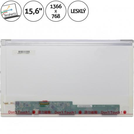 Lenovo IdeaPad N580 Displej pro notebook - 1366 x 768 HD 15,6 + doprava zdarma + zprostředkování servisu v ČR