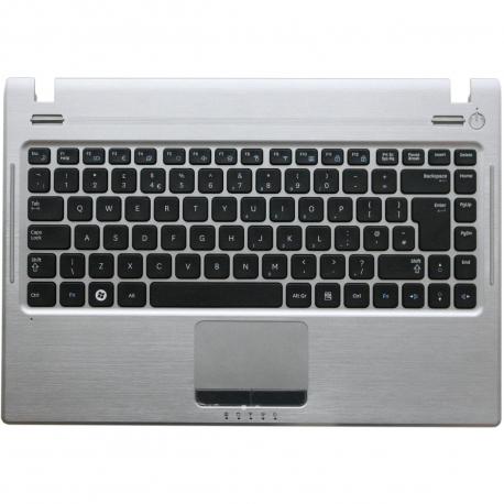 Samsung NP-Q330 Klávesnice s palmrestem pro notebook - anglická - UK + doprava zdarma + zprostředkování servisu v ČR