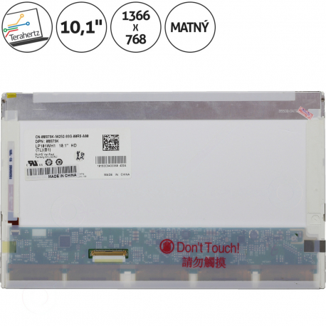 LTN101AT03 Displej pro notebook - 1366 x 768 HD 10,1 + doprava zdarma + zprostředkování servisu v ČR