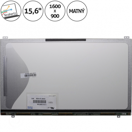 Toshiba Tecra R850 Displej pro notebook - 1600 x 900 HD+ 15,6 + doprava zdarma + zprostředkování servisu v ČR