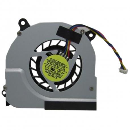 Toshiba Satellite M500-st5401 Ventilátor pro notebook - 4 piny 3 výčnělky + zprostředkování servisu v ČR
