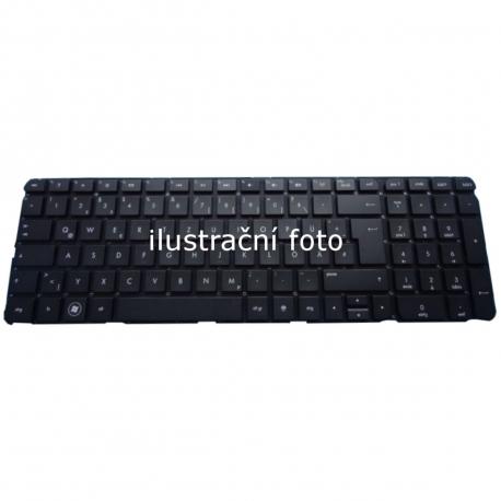 HP ENVY dv7-7230ec Klávesnice pro notebook - americká - US + zprostředkování servisu v ČR