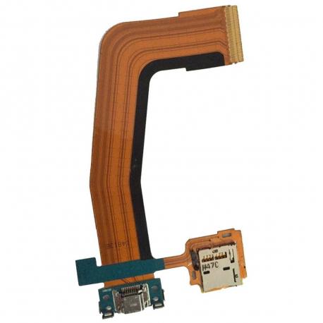 Samsung Galaxy Tab SM-T800 USB flex kabel pro tablet + zprostředkování servisu v ČR