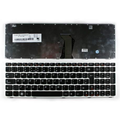 Lenovo IdeaPad Z580 Klávesnice pro notebook - anglická - UK + doprava zdarma + zprostředkování servisu v ČR