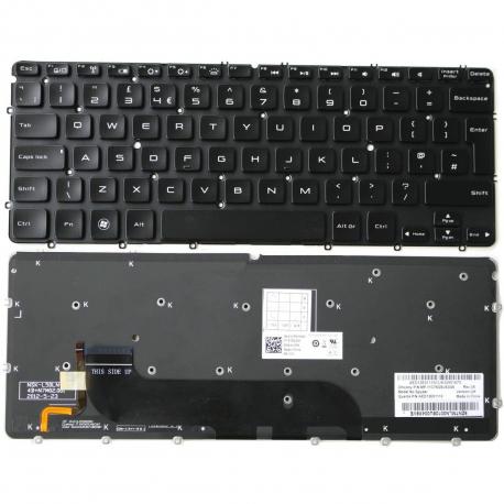 DELL STUDIO XPS 13 L322X Klávesnice pro notebook - anglická - UK + zprostředkování servisu v ČR