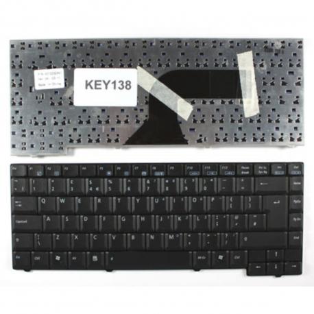 Asus A6000 Klávesnice pro notebook - americká - US + zprostředkování servisu v ČR
