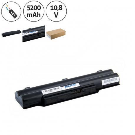 Fujitsu Siemens LIFEBOOK AH532 Baterie pro notebook - 5200mAh 6 článků + doprava zdarma + zprostředkování servisu v ČR
