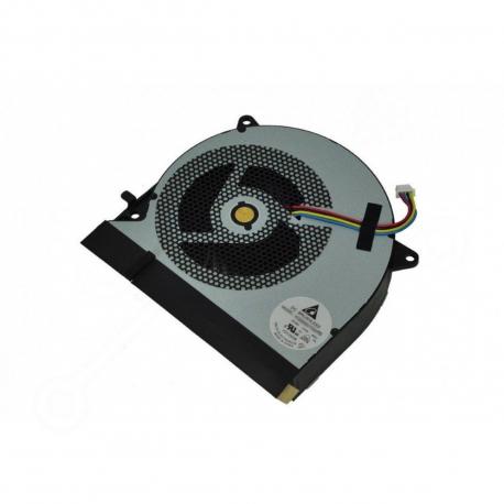 Asus G75VX Ventilátor pro notebook - 4 piny metalic / plastic 3 díry na šroubky + zprostředkování servisu v ČR