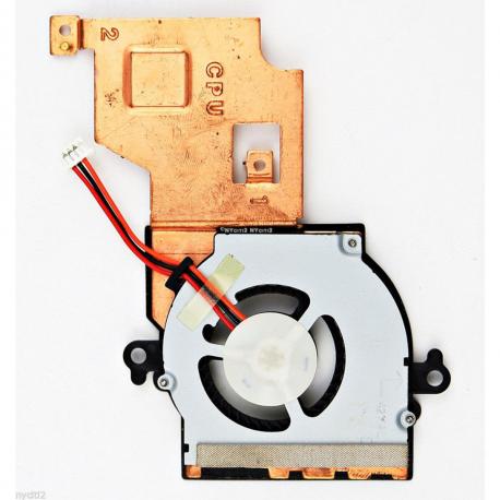 Samsung NP-NF210 Ventilátor pro notebook - 4 piny ( 3 kontakty ) kov 2 díry na šroubky + zprostředkování servisu v ČR