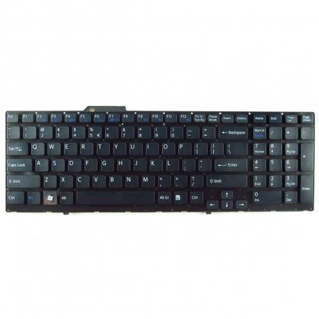 Sony Vaio VPCF11Z1E/BI Klávesnice pro notebook - americká - US + doprava zdarma + zprostředkování servisu v ČR