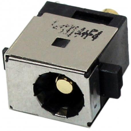 Toshiba Satellite P50-A-11J Napájecí konektor pro notebook - 4 pinů bez připojovacího kabelu kov + zprostředkování servisu v ČR