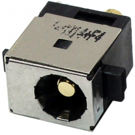Toshiba Satellite P50T-A Napájecí konektor pro notebook - 4 pinů bez připojovacího kabelu kov + zprostředkování servisu v ČR