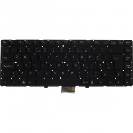 Sony Vaio PCG-61211W Klávesnice pro notebook - anglická - UK + zprostředkování servisu v ČR