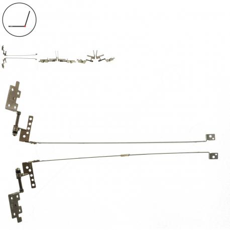 Lenovo B580 Panty pro notebook - 15.6 + zprostředkování servisu v ČR