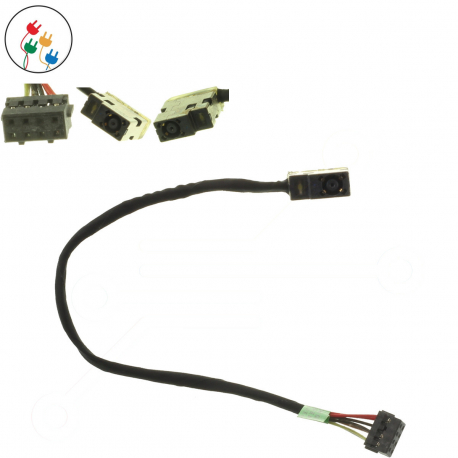 HP 15-r162nc Napájecí konektor - dc jack pro notebook - s připojovacím kabelem + zprostředkování servisu v ČR