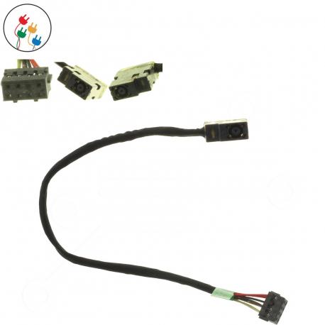 HP Pavilion TouchSmart 15 Napájecí konektor pro notebook - s připojovacím kabelem + zprostředkování servisu v ČR