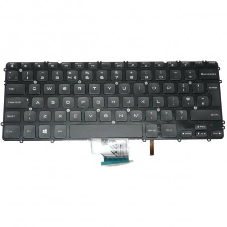 Dell XPS 15 9530 Klávesnice pro notebook - anglická - UK + zprostředkování servisu v ČR