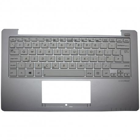 Asus VivoBook X202E Klávesnice s palmrestem pro notebook - anglická - UK + doprava zdarma + zprostředkování servisu v ČR
