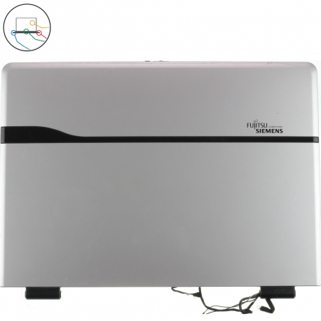 Fujitsu Siemens AMILO Pi 2540 Vrchní kryt displeje pro notebook + zprostředkování servisu v ČR