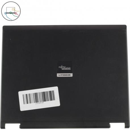 Fujitsu Siemens LIFEBOOK E8310 Vrchní kryt displeje pro notebook + zprostředkování servisu v ČR