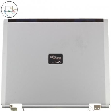 Fujitsu Siemens LIFEBOOK E8010 Vrchní kryt displeje pro notebook + zprostředkování servisu v ČR