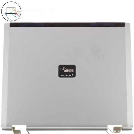 Fujitsu Siemens LIFEBOOK E8010D Vrchní kryt pro notebook + zprostředkování servisu v ČR