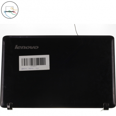 Lenovo IdeaPad Y560 Vrchní kryt pro notebook + zprostředkování servisu v ČR