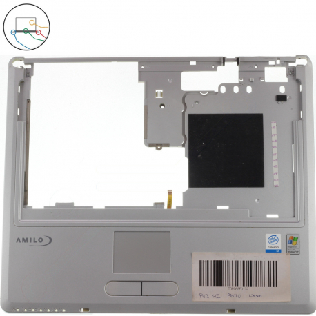 Fujitsu Siemens AMILO L7300 Opěrka rukou pro notebook + zprostředkování servisu v ČR
