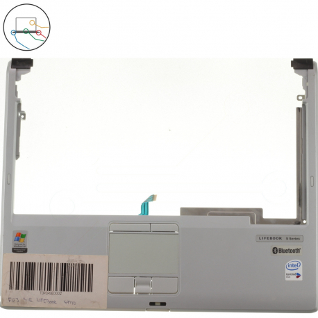 Fujitsu Siemens LIFEBOOK S7100 Opěrka rukou pro notebook + zprostředkování servisu v ČR