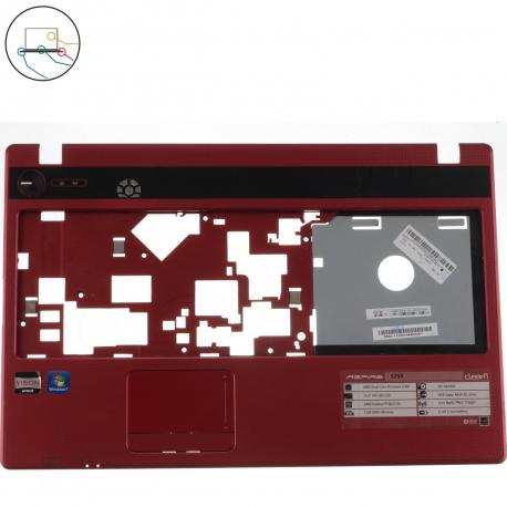 Acer Aspire 5742G Opěrka rukou pro notebook + zprostředkování servisu v ČR