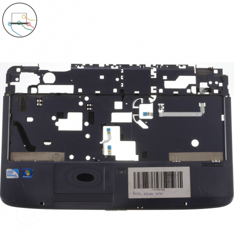 Acer Aspire 5740G Opěrka rukou pro notebook + zprostředkování servisu v ČR