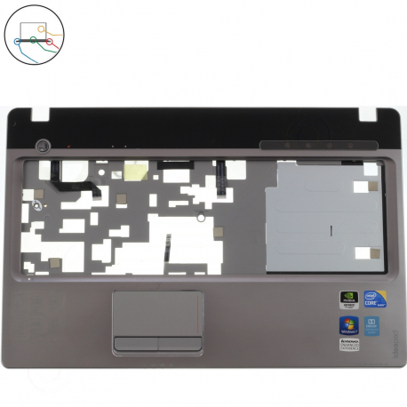 Lenovo IdeaPad Z560 Opěrka rukou pro notebook + zprostředkování servisu v ČR