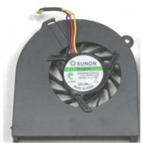 Fujitsu Siemens Esprimo V5535 Ventilátor pro notebook - 3 piny 2 výčnělky + doprava zdarma + zprostředkování servisu v ČR