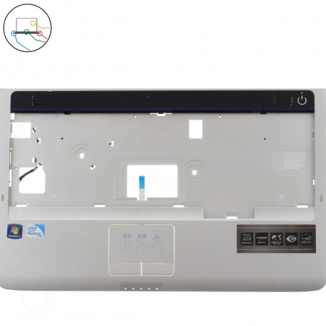 Fujitsu Siemens ESPRIMO Mobile V6535 Opěrka rukou pro notebook + zprostředkování servisu v ČR