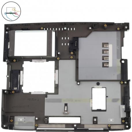 Toshiba Satellite C660D Spodní vana pro notebook + zprostředkování servisu v ČR