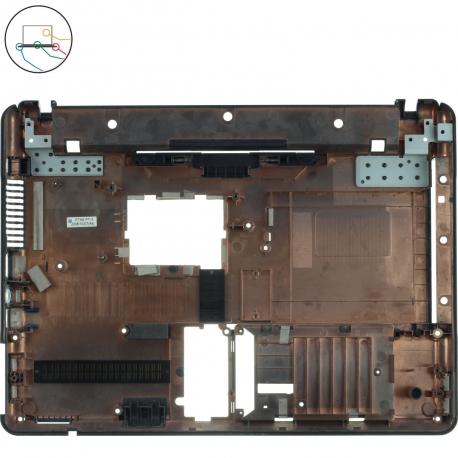 HP 550 Spodní vana pro notebook + zprostředkování servisu v ČR